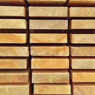 Обрезная доска Сорт 2 25х150х6000 (сосна, ель)