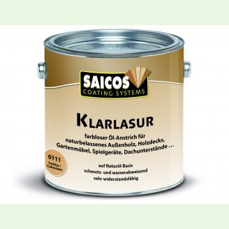 Прозрачная масляная лазурь Klarlasur