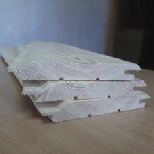 Имитация бруса карельский профиль сорт АВ 21х196х2000 мм (сосна, ель)