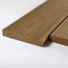 Планкен прямой термо-лиственница сорт А 20х120х4000